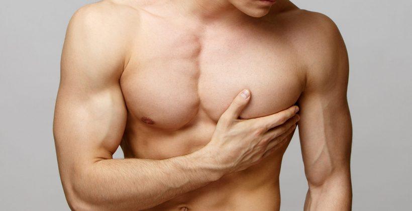 La liposuccion pour retrouver une poitrine masculine